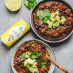 preparar chili vegano en casa