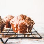 como hacer muffins de carrot cake