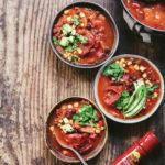 como preparar sopa de chili