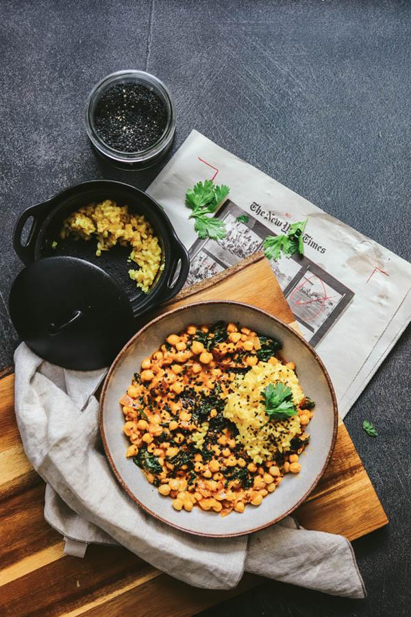 como se prepara el curry indio