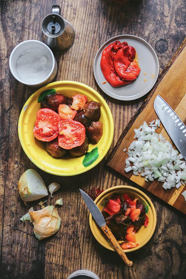 Cómo hacer salsa de tomate