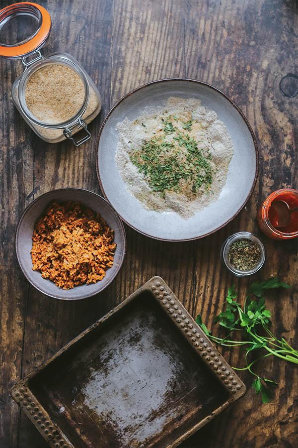 croquetas de arroz veganas