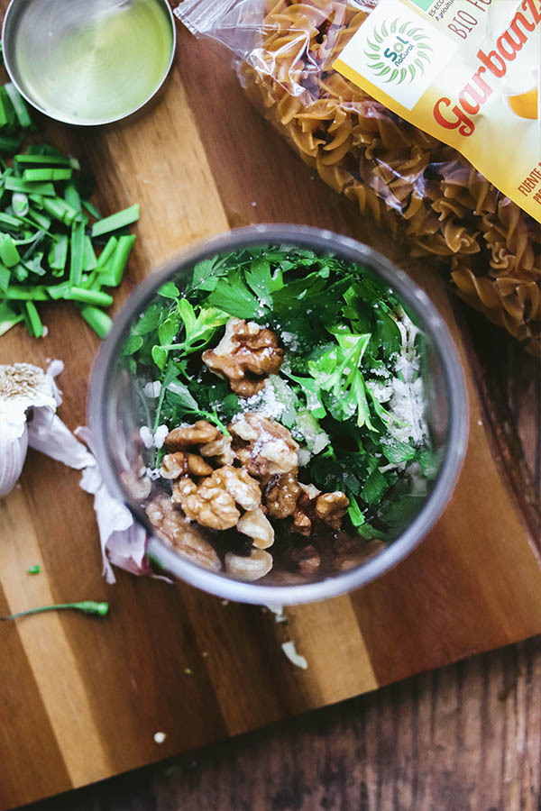 Salsa Zingy o salsa verde