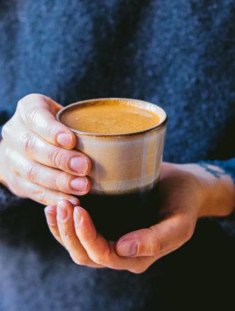 pumpkin latte receta