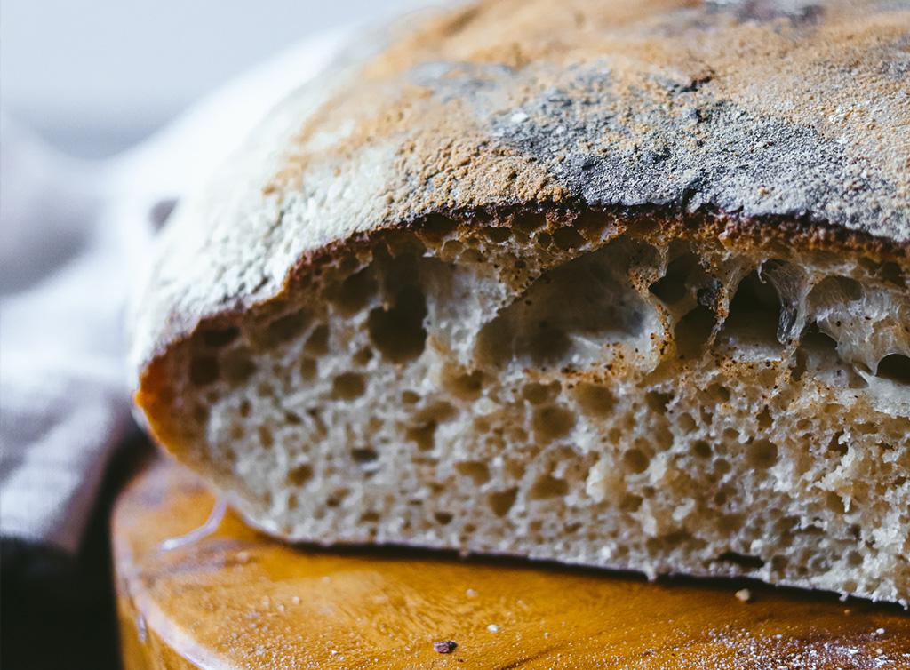cómo hacer pan sin gluten