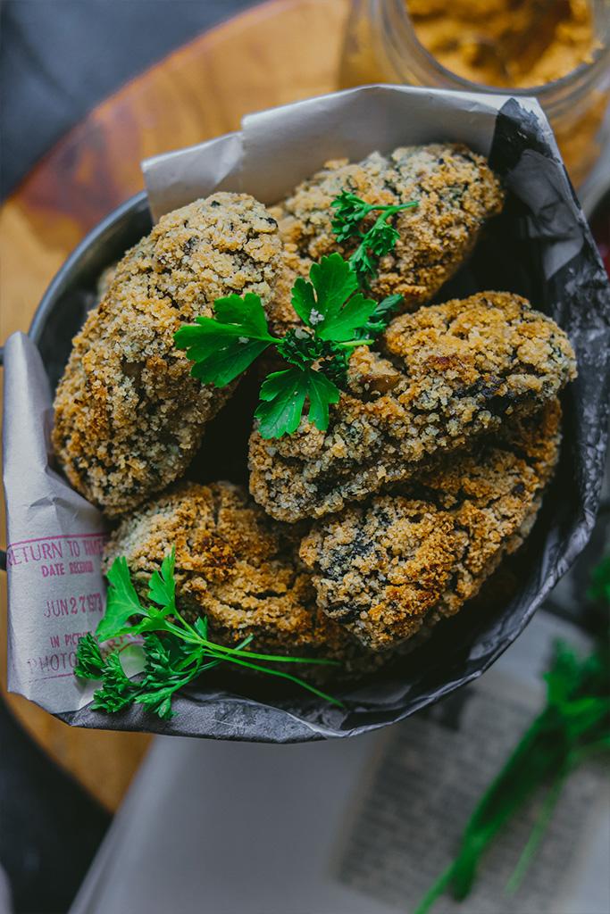 Receta croquetas veganas