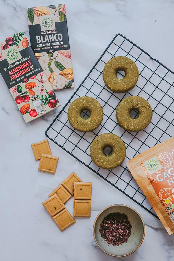 receta donuts faciles