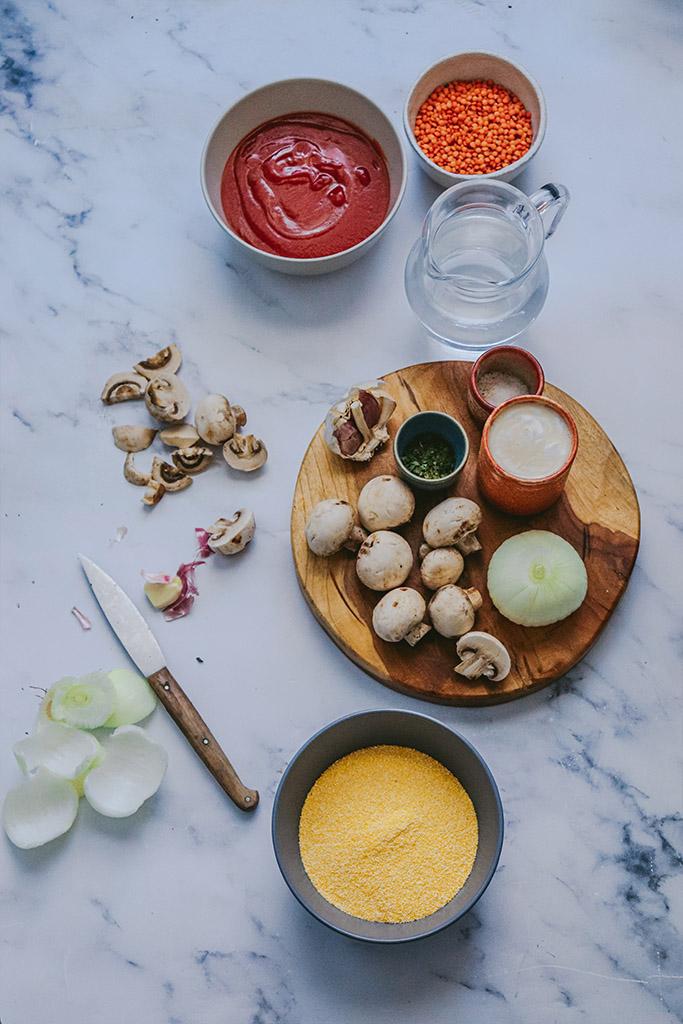 polenta cremosa