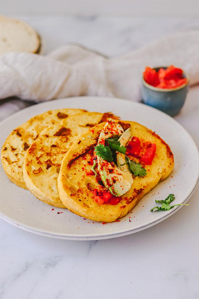receta tostadas francesas