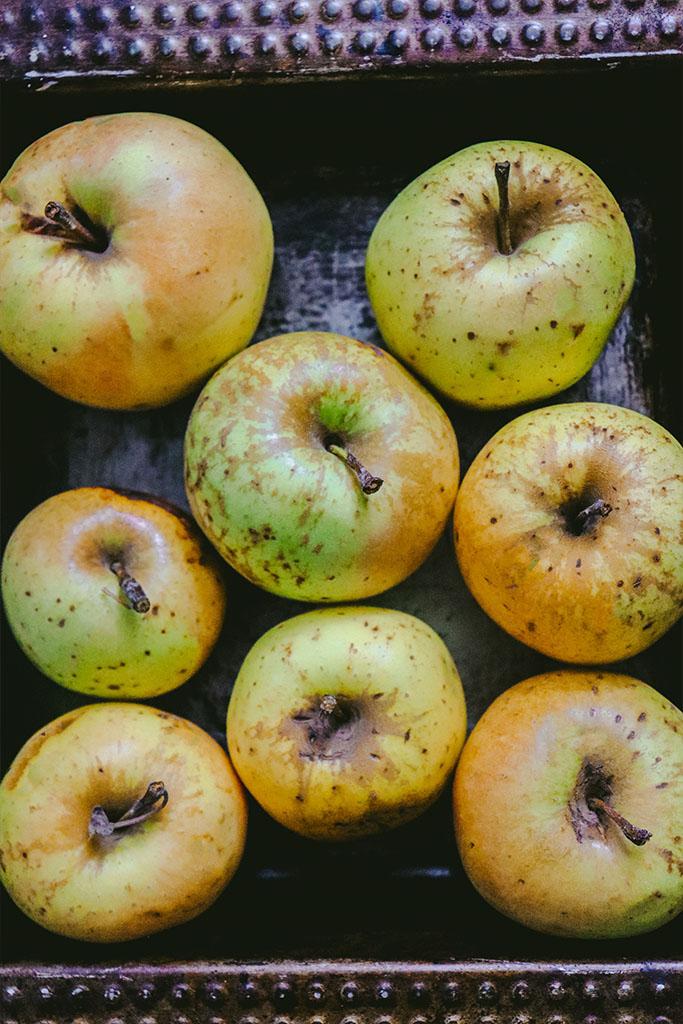 compota de manzana sin azucar