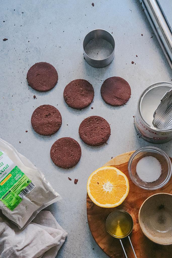 receta galletas de chocolate fáciles