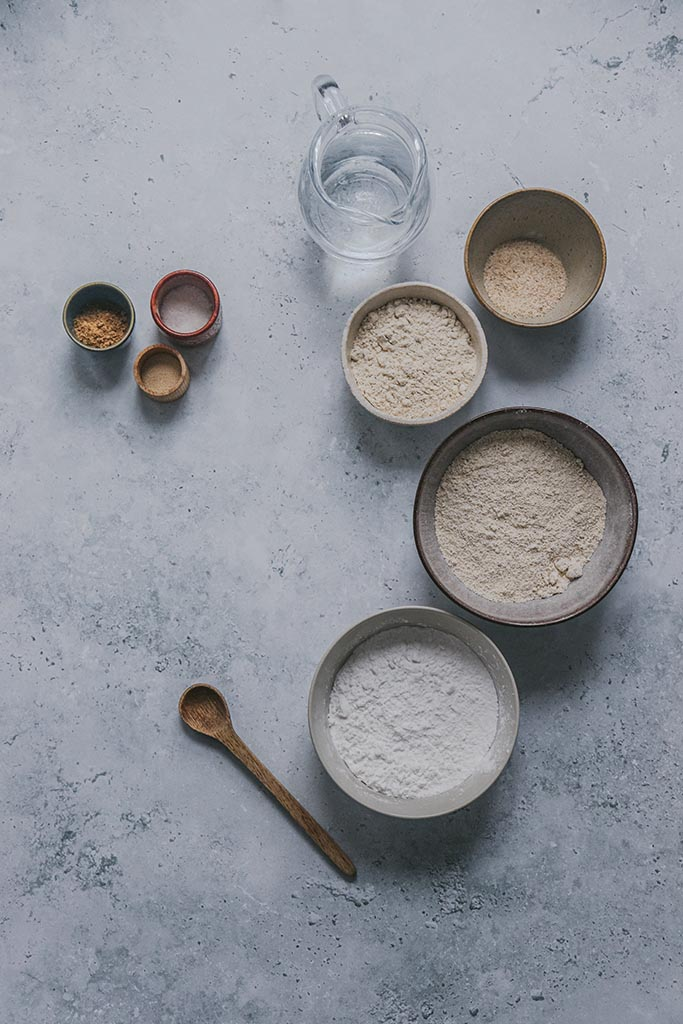 Cómo hacer pan sin gluten en casa