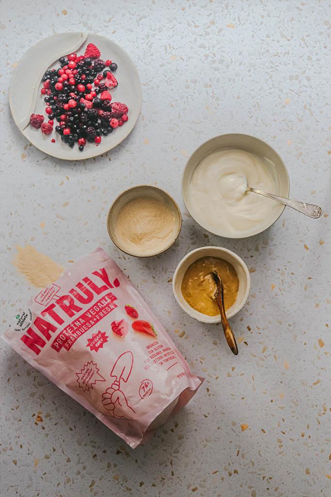 yogur cremoso casero