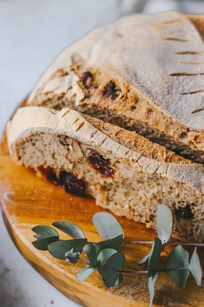 receta pan sin gluten fácil