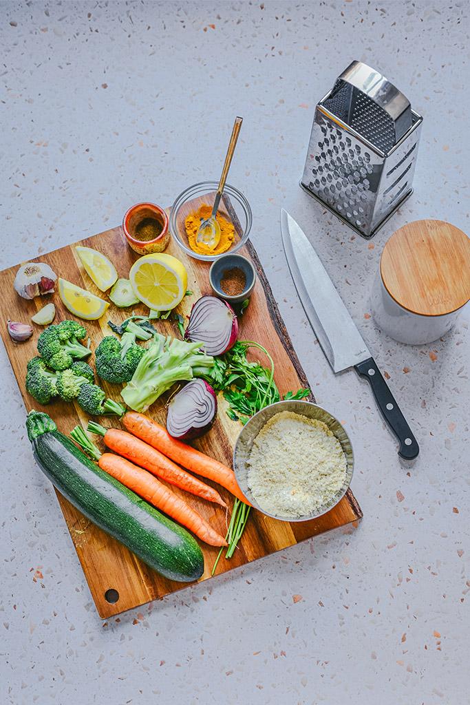 recetas faciles con verduras