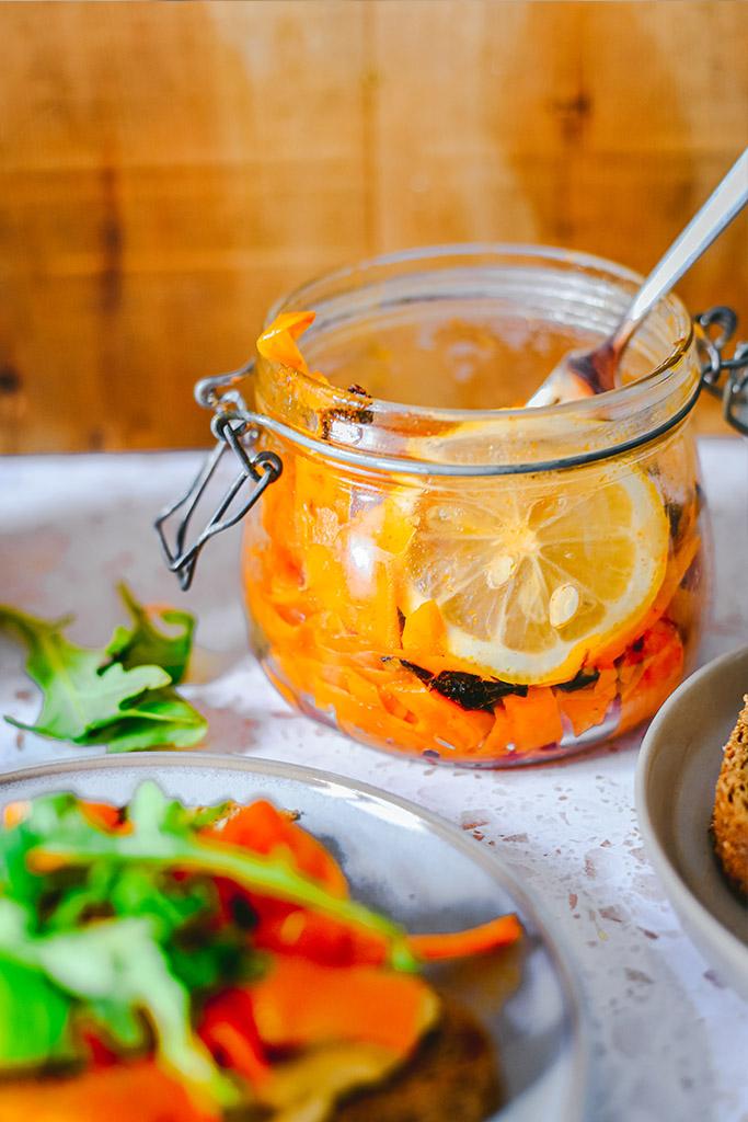 Zanahorias de aperitivo