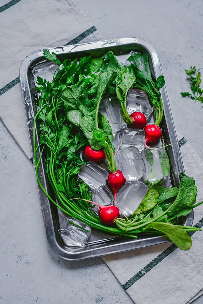 cómo conservar hierbas aromáticas