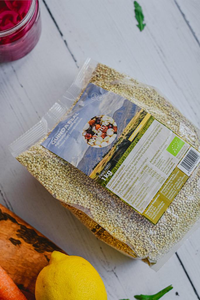 beneficios quinoa